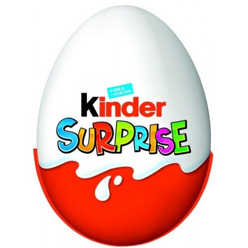 Šokoladinis kiaušinis Kinder Surprise 20g