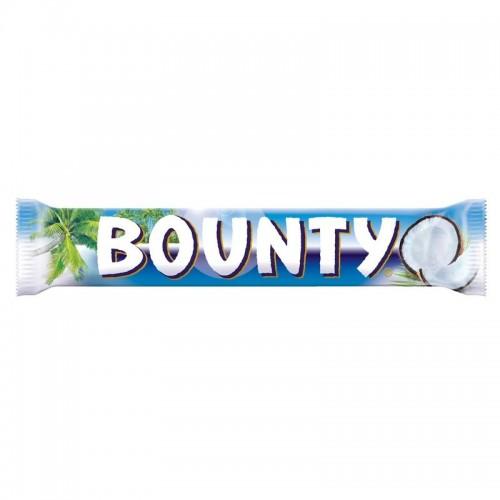 Šokoladinis batonėlis Bounty Milk 57g