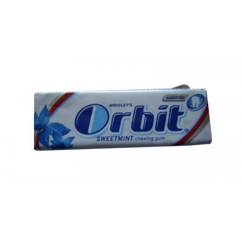 Kramtomoji guma Orbit Sweet Mint 14g