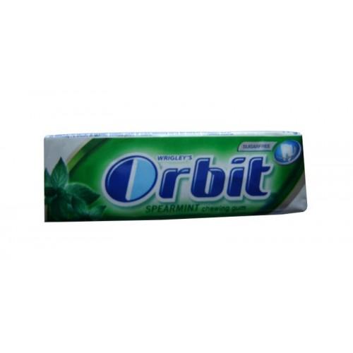 Kramtomoji guma Orbit Spearmint 14 g