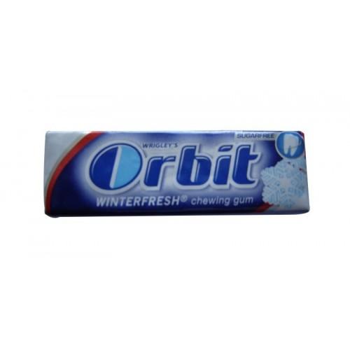 Kramtomoji guma Orbit Winterfresh 14 g