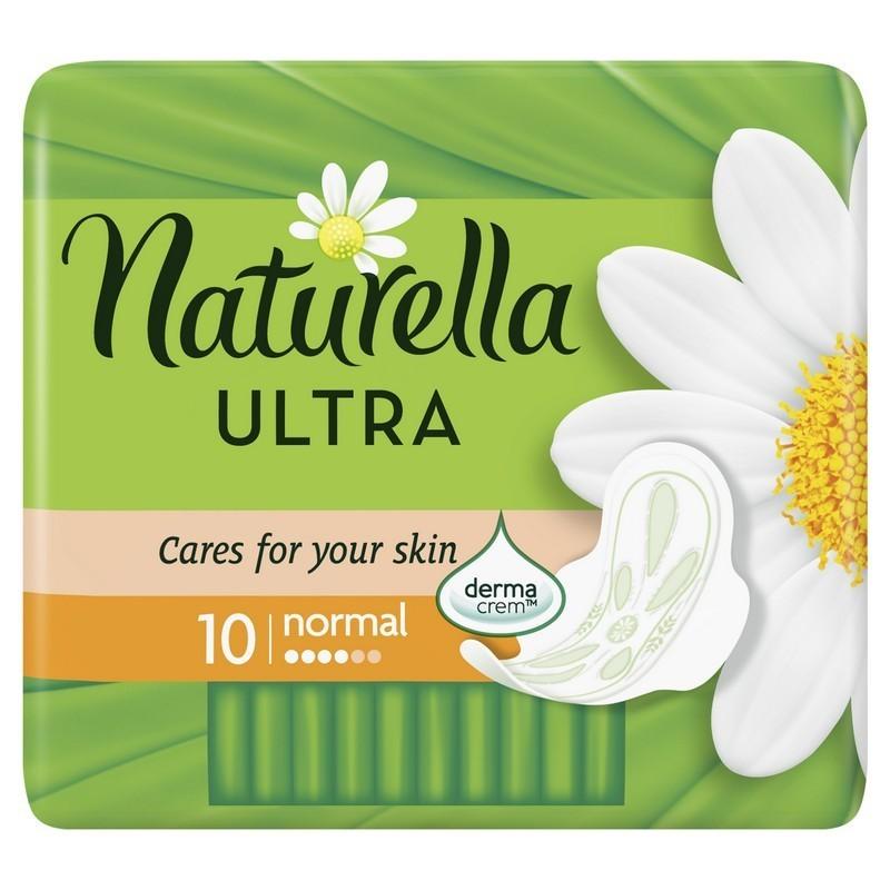 Higieniniai paketai Naturella Ultra Normal10vnt