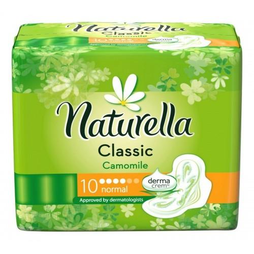 Higieniniai paketai Naturella normal plus 10 vnt