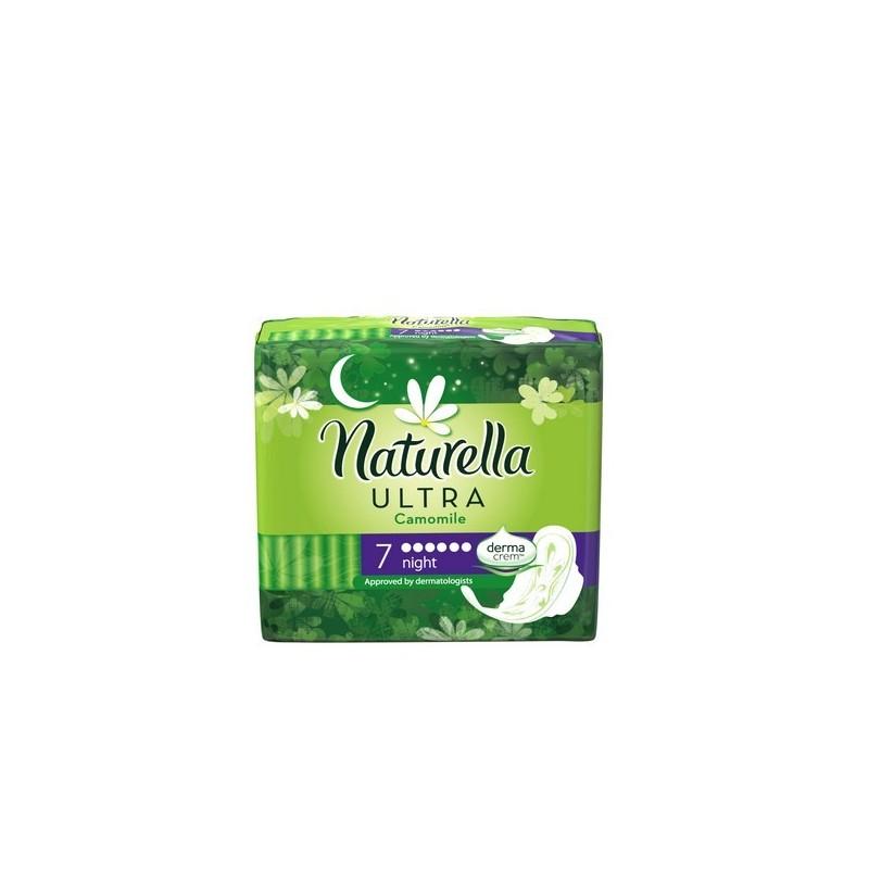 Higieniniai paketai Naturella ultra night,7vnt