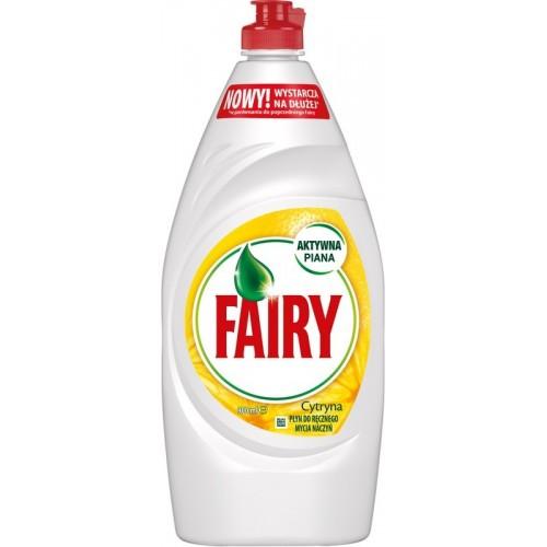 Indų ploviklis Fairy Lemon 900ml