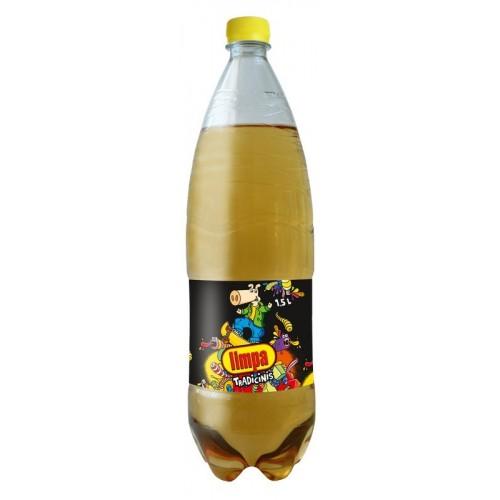 Gaivusis gėrimas Limpa Tradicinis limonadas 1.5L PET