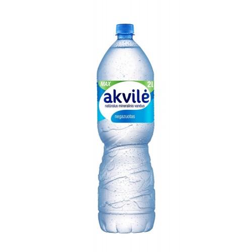 Mineralinis vanduo Akvilė natūralus negazuotas 2L PET