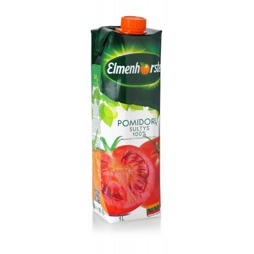 Sultys pomidorų Elmenhorster 100% 1 l