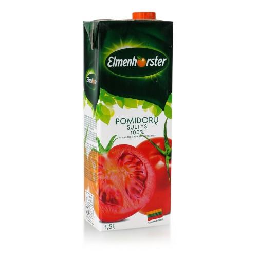 Sultys pomidorų Elmenhorster 100% 1,5l