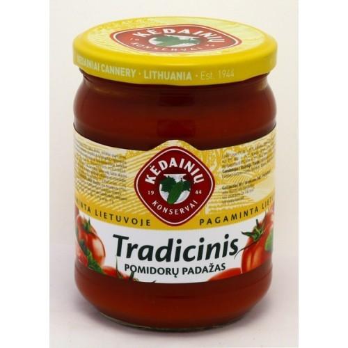 Pomidorų padažas Tradicinis,480g