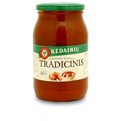 Pomidorų padažas Kėdainių Tradicinis 900g