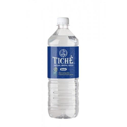Natūralus mineralinis vanduo TICHĖ, 1 l