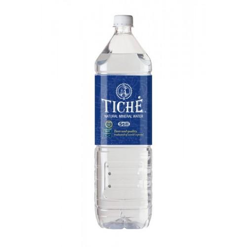 Natūralus mineralinis vanduo TICHĖ, 2 l