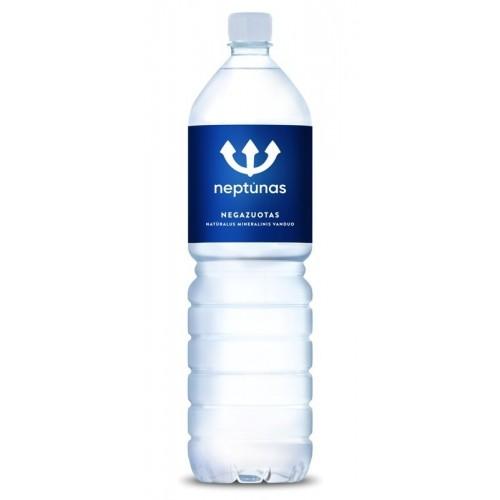 Nat.mineralinis vanduo Neptūnas,negazuotas 1,5l