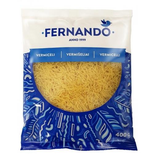 Makaronai Fernando vermišeliai,400g