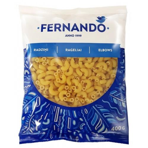 Makaronai Fernando rageliai,400g