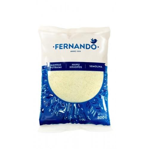 Kruopos manų Fernando 800 g