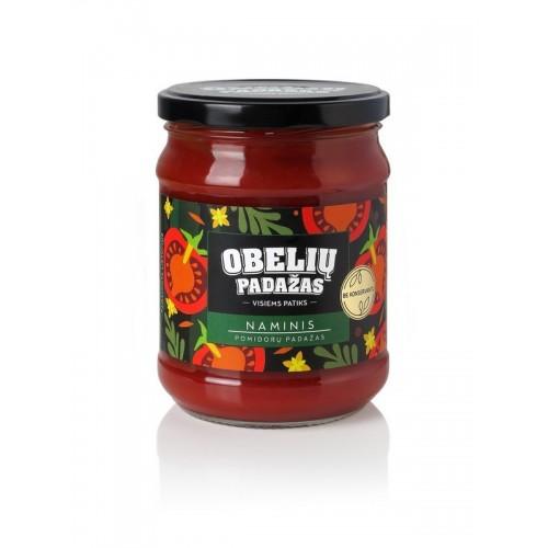 Pomidorų padažas Obelių Naminis be konservantų,500g