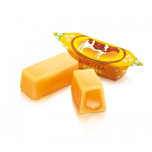 Saldainiai pieniški Korivka Roshen 1 kg