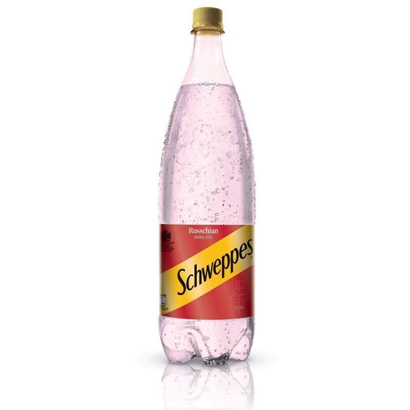 Gaivusis gėrimas Schweppes Russchian 1.5L