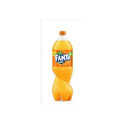 Gaivusis gėrimas Fanta Orange 1,5L PET