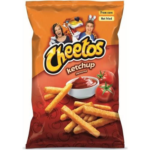 Kukurūzų užkandis Cheetos Chrupki kečupo sk.,165g