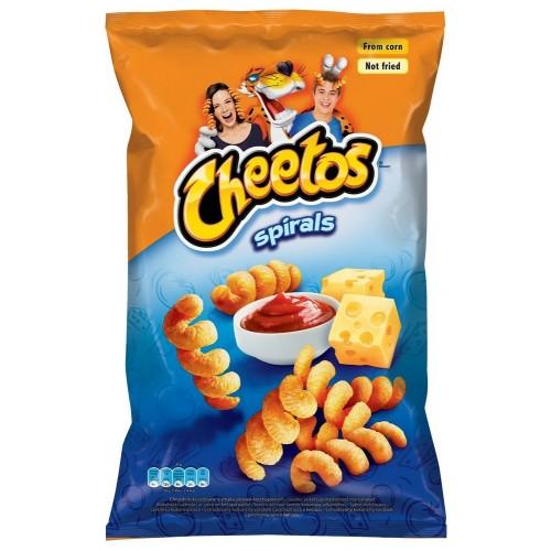 Kukurūzų užkandis Cheetos chrupki Kečupo ir sūrio sk. 145g