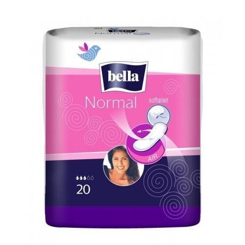 Hig. paketai Bella normal 20vnt