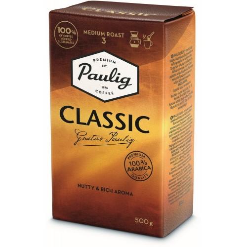 Kava malta Paulig Classic 500g