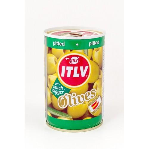 Alyvuogės žaliosios ITLV be kauliukų, 314ml