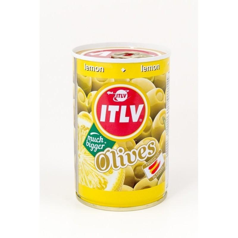 Žal. alyvuogės ITLV įdar. citrina, 314ml