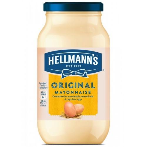 Majonezas Hellmann's Original 420 ml