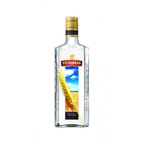 Degtinė Stumbro Šimtmečio (plokšč.butelis) 0,7l
