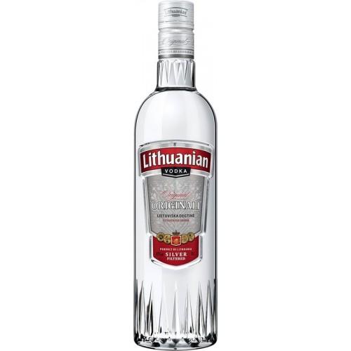Degtinė Originali Lietuviška 40% 0.5l