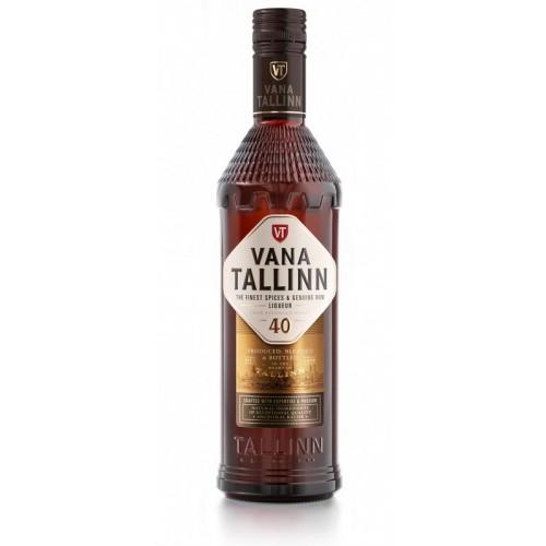 Likeris Vana Tallinn 40% 0,5 l