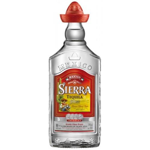 Tekila Sierra Tequila Silver 38%0.5l