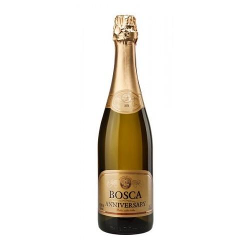 Putojantis vynas Bosca Anniversary (b.,saldus)7,5 %,0,75l