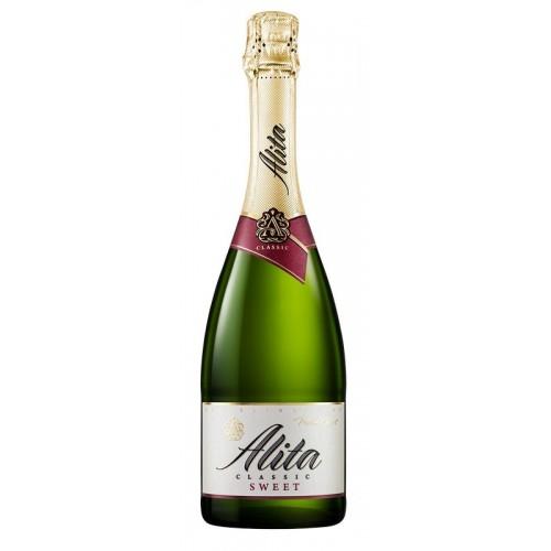 Putojantis vynas Alita saldus 11%,750ml