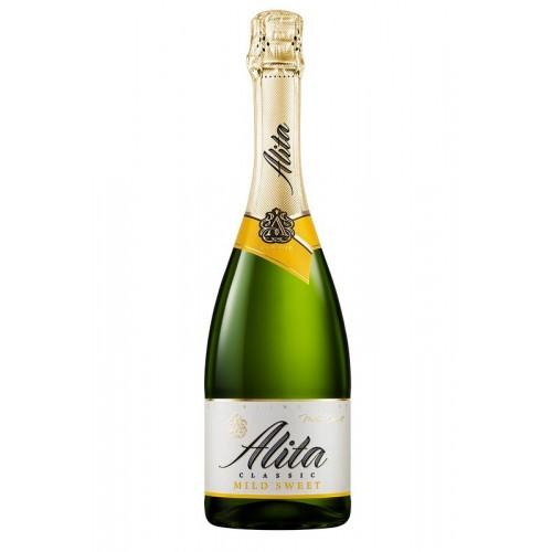 Putojantis vynas Alita Mild Sweet saldus 11%,0,75l