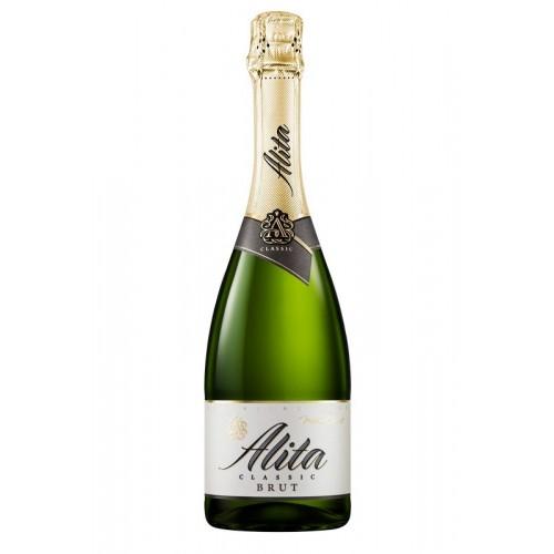 Putojantis vynas Alita 11% briutas 0,75l