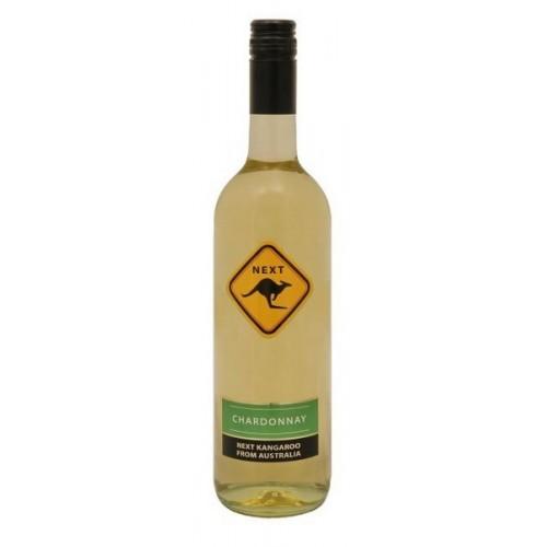 Vynas Next Kangaroo 12,5% Chardonnay s.baltas 750ml