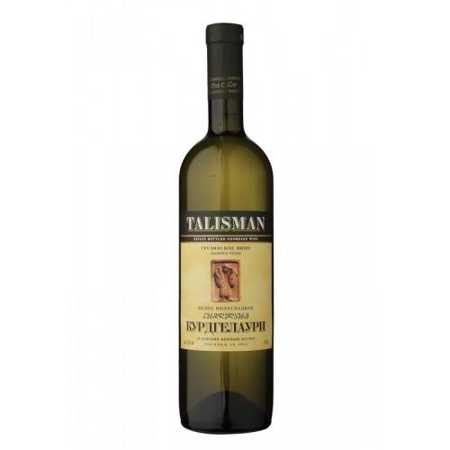 Vynas balt.p.sald.Talisman Kurdelauri 11,5%,750ml