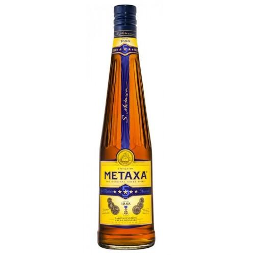 Spiritinis gėrimas Metaxa 5* 38%,0,7l