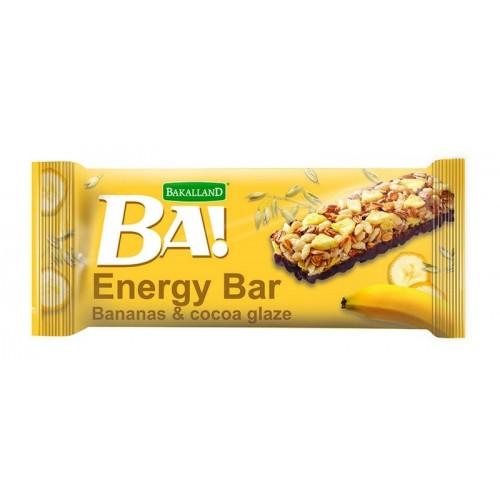 Batonėlis Ba su bananais,40g