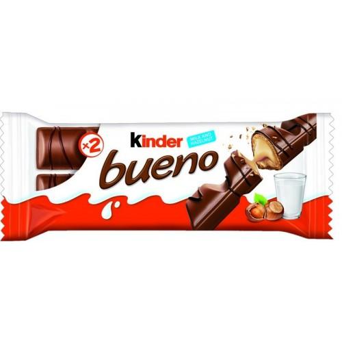Batonėlis vaflinis Kinder Bueno,43g