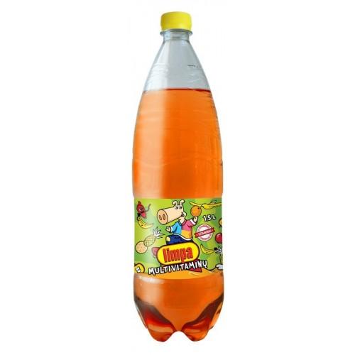 Gėrimas Limpa multivitaminų sk.,1,5L