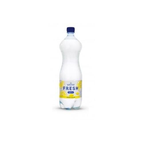 Gėrimas Vichy Fresh Bubbles citrinų sk. gaz. 1,5l