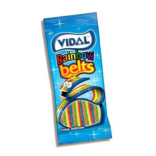 Guminukai Vidal Rainbow Belts 100 g