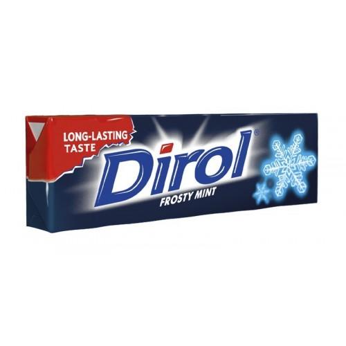 Kramtomoji guma Dirol Frosty Mint 14g