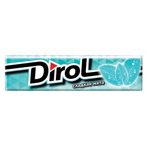 Kramtomoji guma Dirol sweet freshness 13,6g